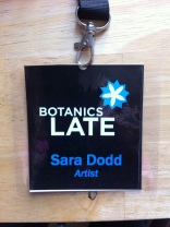 Botanics late pass