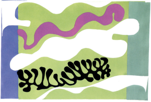 Matisse_Seaweed