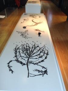 Sea Flora table 2