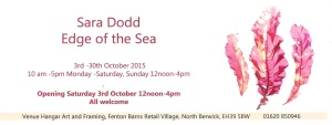 Edge of the Sea invite